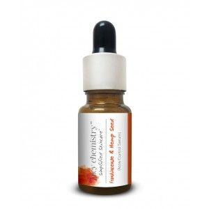 Buy Juicy Chemistry Frankincense & Hemp Seed (Acne Control Serum) - Nykaa