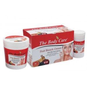 Buy The Body Care Fruit Bleach Cream - Nykaa