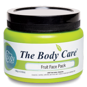Buy The Body Care Fruit Face Pack - Nykaa