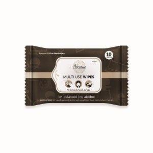Buy Sirona MUWI Multi Use Wipes - Nykaa