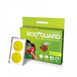 Buy Sirona Bodyguard Anti-Mosquito Patches - Nykaa