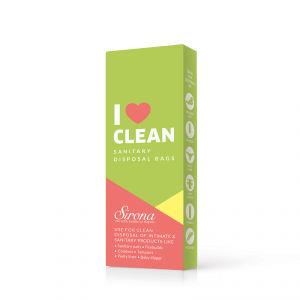 Buy Sirona Sanitary & Diapers Disposal Bag - 15pcs - Nykaa
