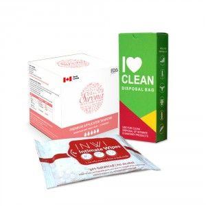 Buy Sirona Women Intimate Hygiene Combo 8 - Nykaa