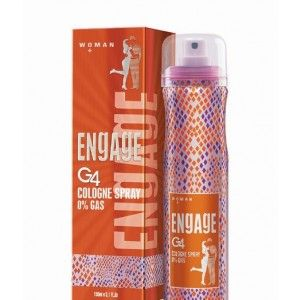 Buy Engage G4 Cologne Spray For Women - Nykaa