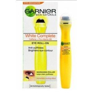 Buy Garnier Skin Natural White Complete Eye Roll On - Nykaa