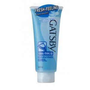 Buy Gatsby Fresh Feeling Shave Smoothly Shaving Gel 205 g - Nykaa
