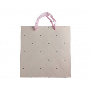 Buy Bag of Small Things Birthday Anniversary Party Small Size Pink Polka Paper Gift Bag - Set of 10 - Nykaa