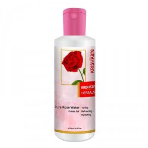 Buy Krishkare Rose Water Gulab Jal - Nykaa