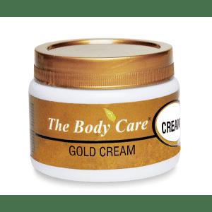 Buy The Body Care Gold Cream - Nykaa
