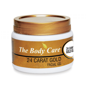 Buy The Body Care 24 Carat Gold Facial Gel - Nykaa