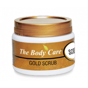 Buy The Body Care Gold Scrub - Nykaa