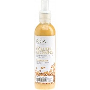 Buy Rica Golden Glowing After Waxing Lotion - Nykaa
