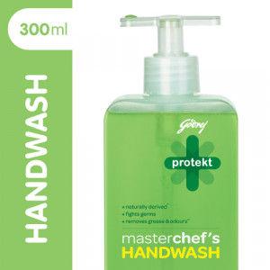 Buy Godrej Protekt Masterchef's Handwash 40% More - Nykaa