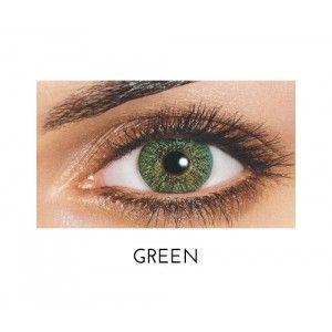 Buy Freshlook 1 Day Lens 5 Pairs (Green) - Nykaa