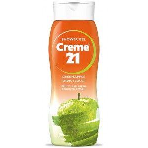 Buy Creme 21 Green Apple Shower Gel - Nykaa