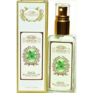 Buy Gratia Green Tea Hand Cream - Nykaa