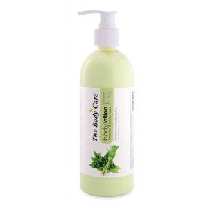 Buy The Body Care Green Tea & Lemon Grass Body Lotion - Nykaa