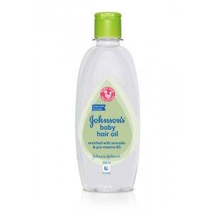 Buy Johnson's Baby Hair Oil - Nykaa