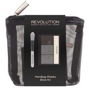 Buy Makeup Revolution HandbagHacksBrow Kit - Nykaa