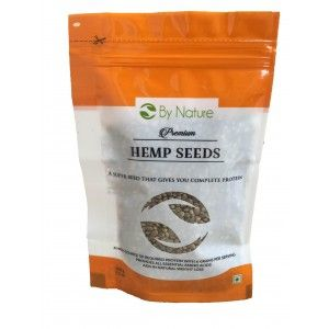 Buy By Nature Hemp Seeds - Nykaa