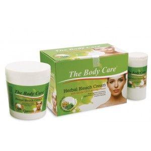 Buy The Body Care Herbal Bleach Cream - Nykaa