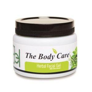 Buy The Body Care Herbal Facial Gel - Nykaa
