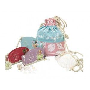 Buy Island Kiss Puerto Berry Blush + Cherry Blossom Flores+ Alma Vanilla & Inges Lavender Combo+ Free Beach Bag - Nykaa