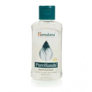 Buy Himalaya Wellness Pure Hands - Hand Sanitizer - Nykaa