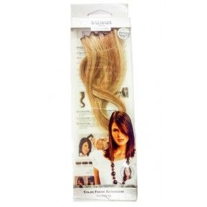 Buy Balmain Paris Hmu 1Pc Color Fringe 30Cm Hair Extension - Honey Blonde - Nykaa