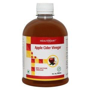 Buy HealthKart Apple Cider Vinegar Unflavoured - Nykaa