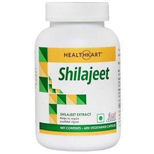 Buy HealthKart Shilajeet 60 Capsules - Nykaa