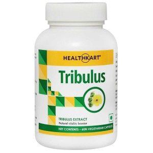Buy HealthKart Tribulus 60 Capsules - Nykaa