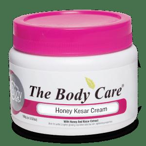 Buy The Body Care Honey Kesar Cream - Nykaa