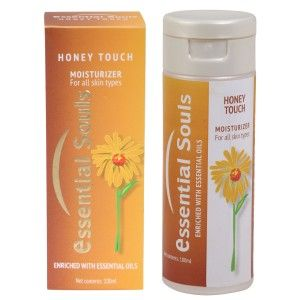 Buy Essential Souls Honey Touch Moisturizer - Nykaa