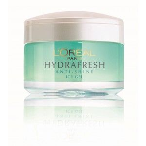 Buy L'Oreal Paris Hydrafresh Anti-Shine Icy Gel - Nykaa