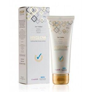 Buy Hyglow Exfoliating Facial Scrub - Nykaa