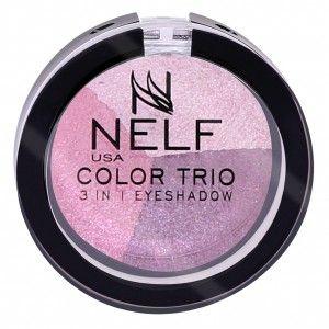 Buy NELF USA Color Trio Eyeshadow - Nykaa