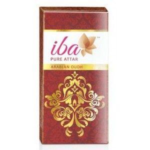 Buy Iba Halal Care Pure Attar Arabian Oudh - Nykaa