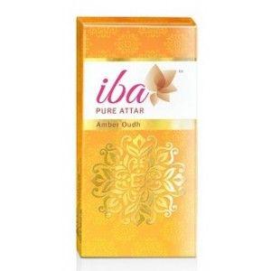 Buy Iba Halal Care Pure Attar Amber Oudh - Nykaa