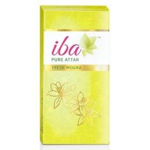Buy Iba Halal Care Pure Attar Fresh Mogra - Nykaa
