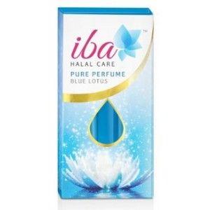 Buy Iba Halal Care Pure Perfume Blue Lotus - Nykaa