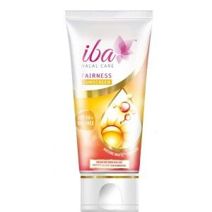 Buy Iba Halal Care Fairness Sunscreen - SPF 50  - Nykaa