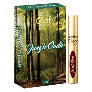 Buy iGlory Roll On Fragrances Alcohol Free Pure Scents - Jungle Oudh  - Nykaa