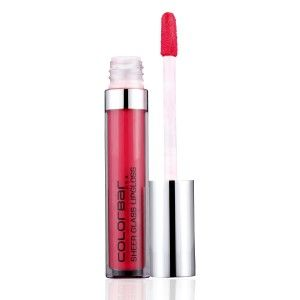 Buy Colorbar Sheer Glass Lip Gloss - Nykaa