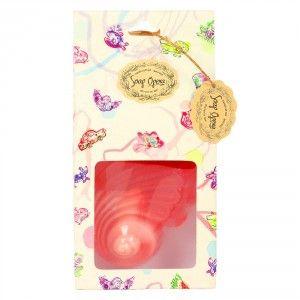 Buy Soap Opera Handmade Designer Big Shell Soap - Nykaa