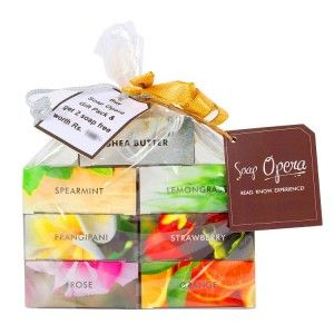 Buy Soap Opera Gift Pack of 5 + Free 2 Soaps Worth Rs. 198/- - Nykaa