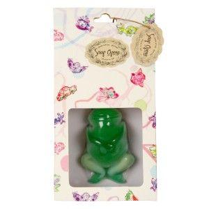 Buy Soap Opera Handmade Designer Frog Soap - Nykaa