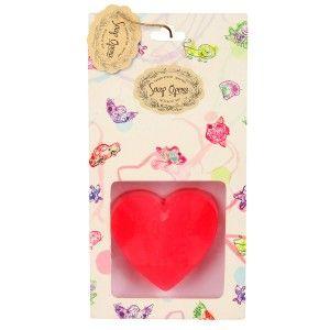 Buy Soap Opera Handmade Designer Message Heart Soap - Nykaa