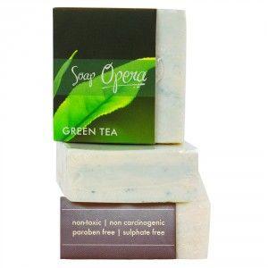 Buy Soap Opera Spice Soap - Green Tea - Nykaa