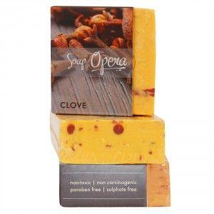Buy Soap Opera Spice Soap - Clove - Nykaa